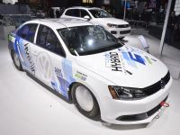 Volkswagen Jetta Land Speed Record Vehicle Los Angeles 2012