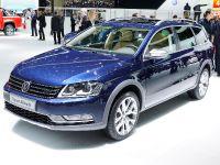 Volkswagen Passat Alltrack Geneva 2012