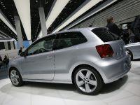 Volkswagen Polo 3-door Frankfurt 2011