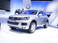 Volkswagen Touareg Hybrid Geneva 2010
