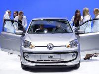 Volkswagen up Frankfurt 2011