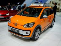 Volkswagen X up! Geneva 2012