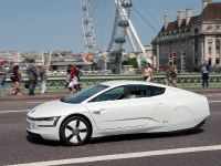 Volkswagen XL1 in London