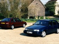 Volvo 440 LE and GS 1995