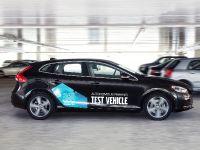 Volvo Autonomous Parking Concept