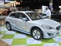 Volvo C30 Battery Electric Vehicle Detroit 2010
