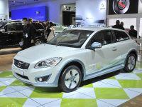 Volvo C30 Battery Electric Vehicle Detroit 2010