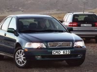 Volvo S40 and V40 2000