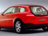 Volvo Safety Concept Car 2001
