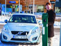 Volvo Smart Charging Concept