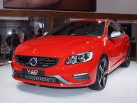 Volvo V60 R-Design New York 2013