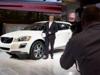 Volvo XC60 Plug-in Hybrid Concept Detroit 2012