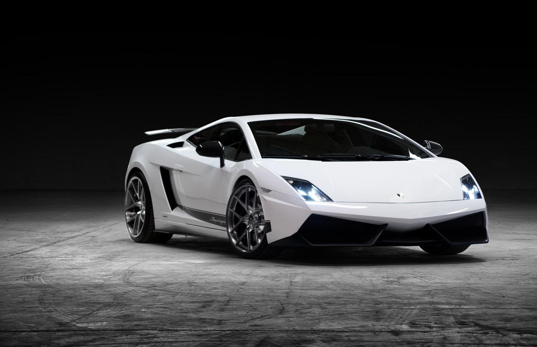 Vorsteiner Lamborghini Gallardo Superleggera - фотография №1