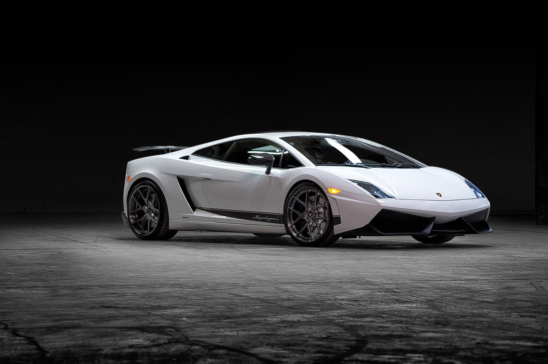 Vorsteiner Lamborghini Gallardo Superleggera - фотография №2