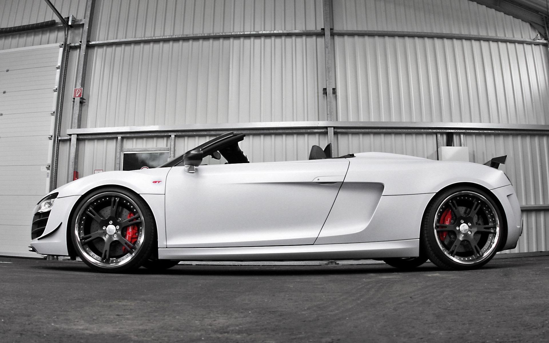 Audi R8 Spyder GT Wheelsandmore - фотография №8