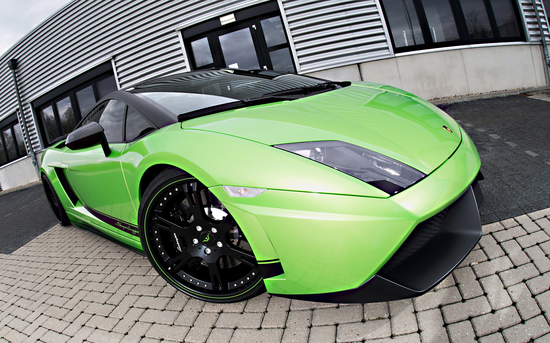 Wheelsandmore Lamborghini Gallardo LP620-4 Superleggera - фотография №2