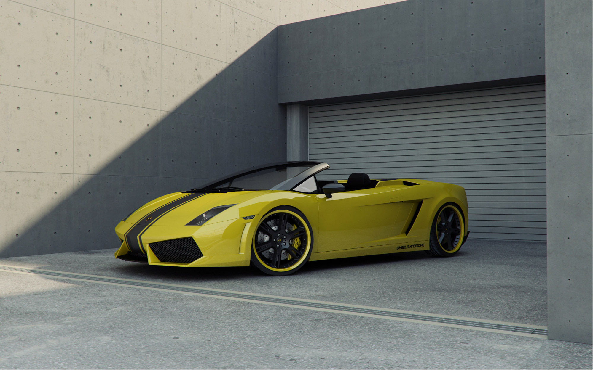 Lamborghini Gallardo LP 620 YarroW - фотография №2