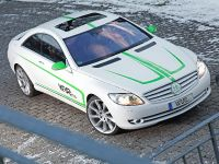 Wrap Works Mercedes-Benz CL 500