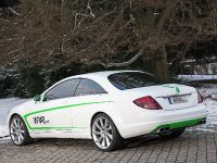 Wrap Works Mercedes-Benz CL 500